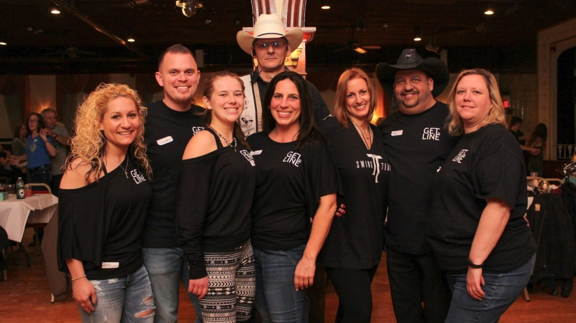 2017 Get in Line RI line dance instructors